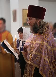 Holy Theophany Orthodox Church - Our Priest - Father Anthony Karbo